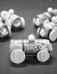 Carrinhos Solares - Toy Solar Cars