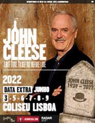 JOHN CLEESE | Last time to see me before I die