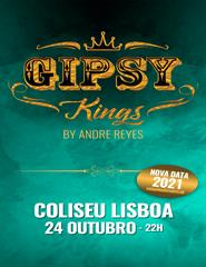 GIPSY KINGS BY ANDRÉ REYES - COLISEU