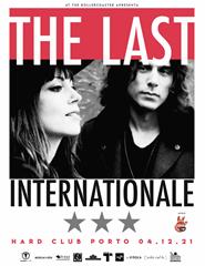 THE LAST INTERNATIONALE | Hard Club