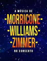 ROYAL FILM ORCHESTRA | MORRICONE - ZIMMER - WILLIAMS