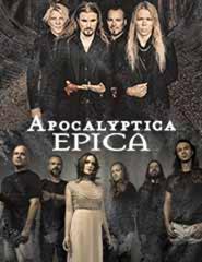 APOCALYPTICA / EPICA | THE EPICA APOCALYPSE TOUR 2020