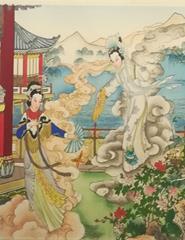 A Lenda da Serpente Branca| Histórias Com... Marionetas de Sombra