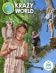 Visita Parque Krazy World 2021