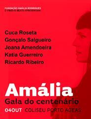 Amália | Gala do Centenário