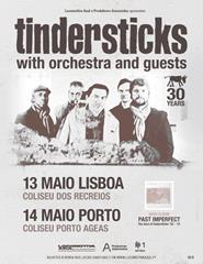 TINDERSTICKS | WITH ORCHESTRA AND GUESTS | 30TH ANNIVERSARY SHOW