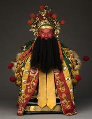 Guan Yu, Personagem de BD| Em Conversa Com as Peças