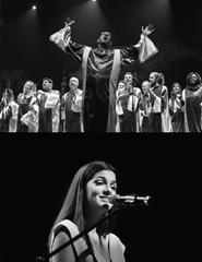 Saint Dominic's Gospel Choir com Rita Tavares