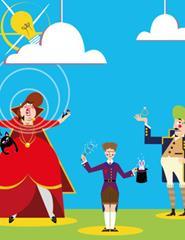 O Anel do Unicórnio, Uma ópera em miniatura