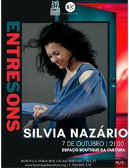 ENTRESONS - SILVIA NAZÁRIO